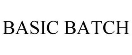 BASIC BATCH