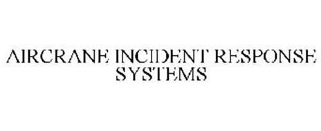 AIRCRANE INCIDENT RESPONSE SYSTEMS