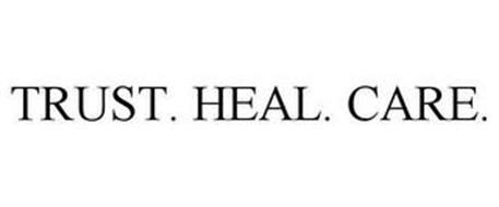 TRUST. HEAL. CARE.