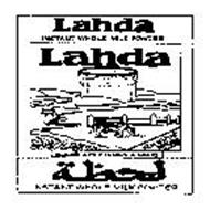 LAHDA INSTANT WHOLE MILK POWDER NEW INSTANT IMPROVED ENRICHED WITH VITAMINS A AND D3