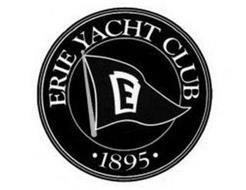 E ERIE YACHT CLUB 1895