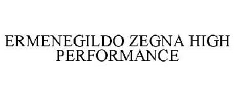 ERMENEGILDO ZEGNA HIGH PERFORMANCE
