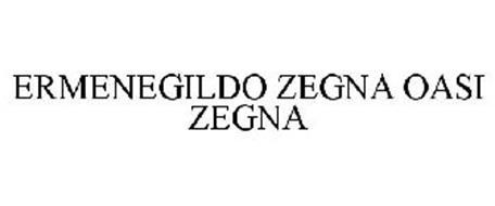 ERMENEGILDO ZEGNA OASI ZEGNA
