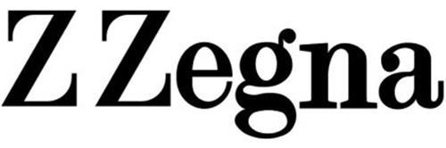 杰尼亚logo_Z ZEGNA Trademark of Ermenegildo Zegna Corporation. Serial Number: 77353916 ...