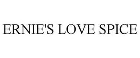 ERNIE'S LOVE SPICE