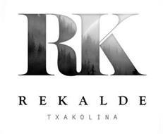 RK REKALDE TXAKOLINA