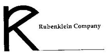 R RUBENKLEIN COMPANY