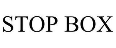 STOP BOX