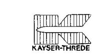 K KAYSER-THREDE
