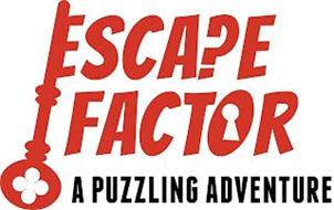 ESCAPE FACTOR A PUZZLING ADVENTURE