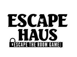 ESCAPE HAUS ESCAPE THE ROOM GAME