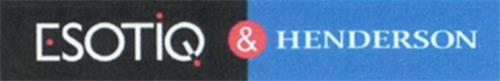 ESOTIQ & HENDERSON