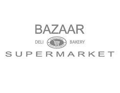 BAZAAR DELI INTERNATIONAL QUALITY PRICE SERVICE BAKERY SUPERMARKET