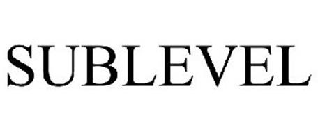 SUBLEVEL Trademark of Espinal, Carlos. Serial Number: 78760703 ...