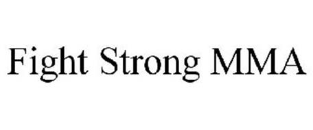 FIGHT STRONG MMA