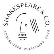 SHAKESPEARE & CO. BOOKSELLERS PUBLISHERS CAFE