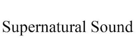 SUPERNATURAL SOUND