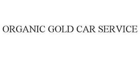 ORGANIC GOLD CAR SERVICE