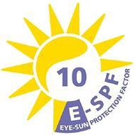 10 E-SPF EYE-SUN PROTECTION FACTOR
