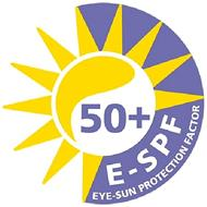 50+ E-SPF EYE-SUN PROTECTION FACTOR