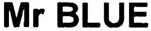 MR BLUE