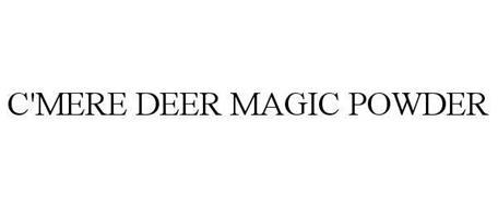 C'MERE DEER MAGIC POWDER