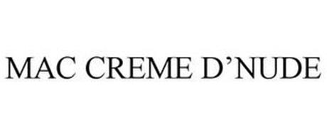 MAC CREME D'NUDE