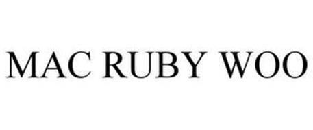 MAC RUBY WOO