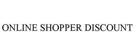 ONLINE SHOPPER DISCOUNT