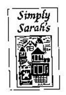 SIMPLY SARAH'S SALLY SHAMES