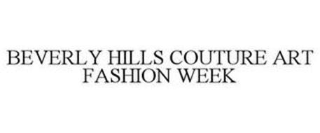 BEVERLY HILLS COUTURE ART FASHION WEEK