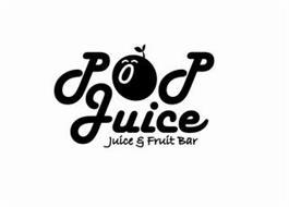 P P JUICE JUICE & FRUIT BAR