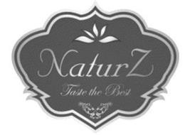 NATURZ TASTE THE BEST