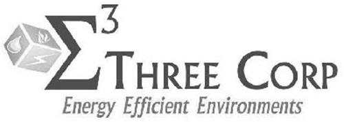 E3 THREE CORP ENERGY EFFICIENT ENVIRONMENTS