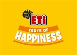 ETI TASTE OF HAPPINESS