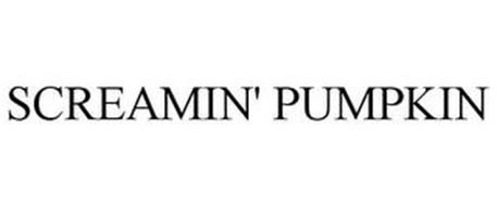 SCREAMIN' PUMPKIN