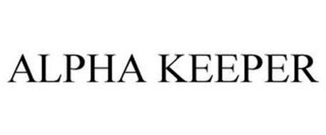 ALPHA KEEPER