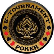 E-TOURNAMENT POKER
