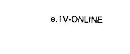 E.TV-ONLINE
