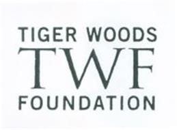 TWF TIGER WOODS FOUNDATION