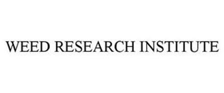 WEED RESEARCH INSTITUTE