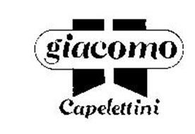 GIACOMO CAPELETTINI