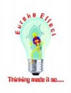 EUREKA EFFECT THINKING MADE IT SO....