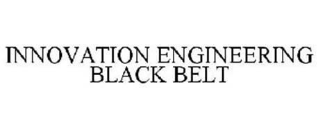 INNOVATION ENGINEERING BLACK BELT