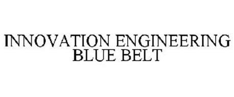 INNOVATION ENGINEERING BLUE BELT