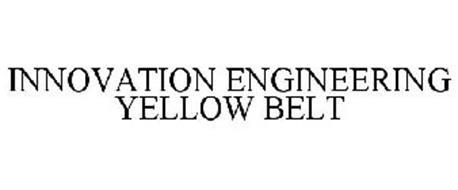 INNOVATION ENGINEERING YELLOW BELT