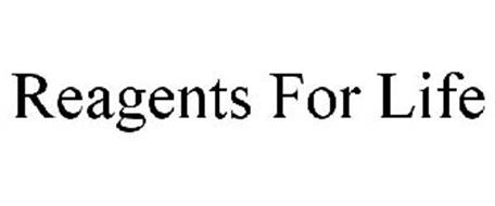 REAGENTS FOR LIFE