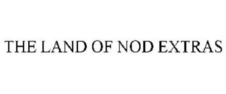 THE LAND OF NOD EXTRAS Trademark of Euromarket Designs ...