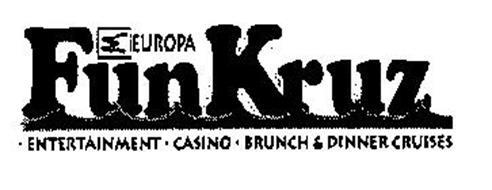 EUROPA FUNKRUZ ENTERTAINMENT CASINO BRUNCH & DINNER CRUISES