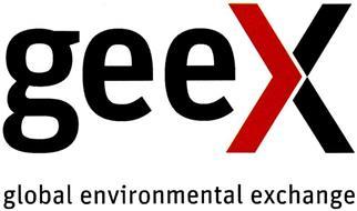 GEEX GLOBAL ENVIRONMENTAL EXCHANGE